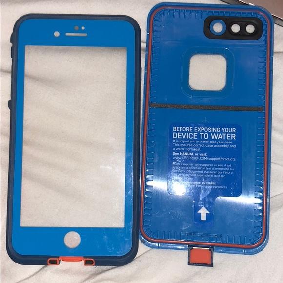 newest 644b2 69ea1 Iphone 7 Plus Lifeproof Cass